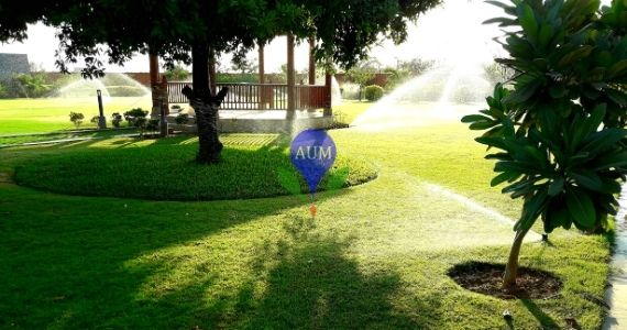 garden irrigation services