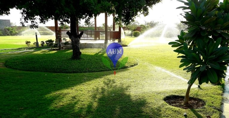 All about Aum Landscapers