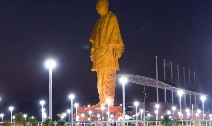 Statue of Unity 8
