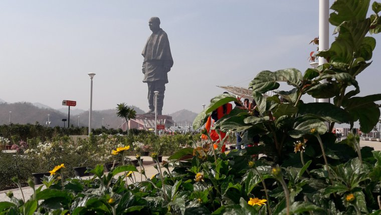Statue of Unity 7