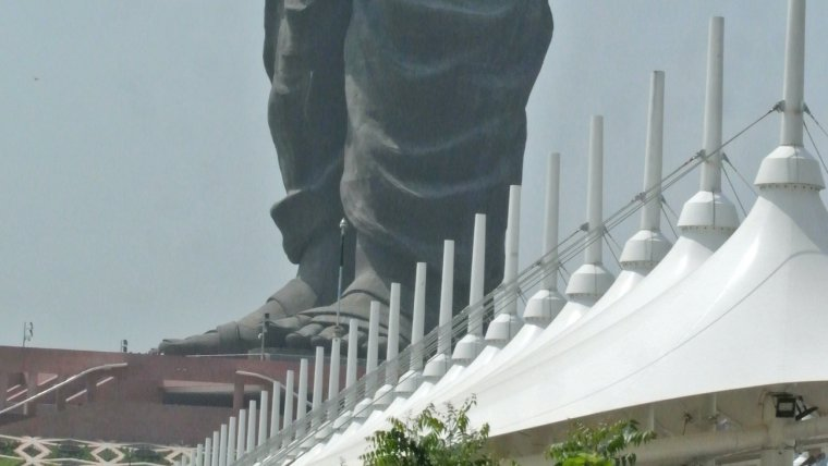 Statue of Unity 5
