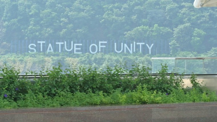 Statue of Unity 2